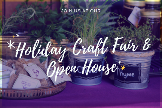 Copy of Holiday Open House - Webpage